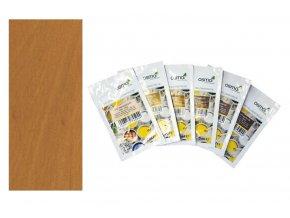 Vzorek - Osmo terasový olej  garapa olej 013