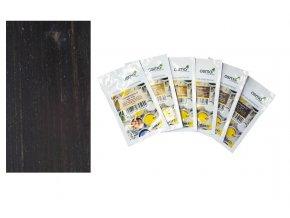 Vzorek - Osmo Ochranná olejová lazura  ebenové dřevo 712
