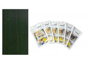 Vzorek - Osmo Ochranná olejová lazura  jedlově zelená 729