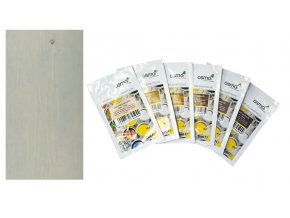 Vzorek - Osmo Ochranná olejová lazura  perleťově šedá 906