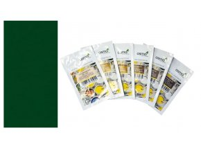 Vzorek - Osmo selská barva  jedlově zelená 2404