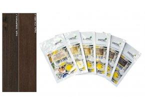 Vzorek - Osmo dekorační vosk transparentní  Ebenové dřevo 3161