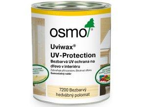Osmo uviwax UV Ochrana 0,125l BEZBARVÁ hedvábně matný 7200