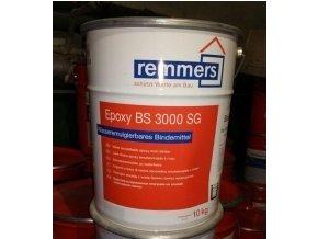 Remmers Epoxy BS 3000 M kiselgrau / křemenná šedá 10kg