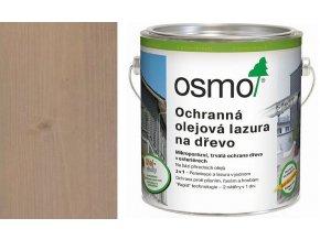 Osmo Ochranná olej. lazura 0,125l EFEKT stříbrný akát 1140