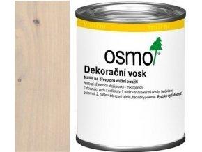 Osmo dekorační vosk intenzivní odstíny 0,125l Křemen 3181