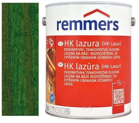 REMMERS HK Lasur 2254 2,5 L TANNENGRÜN - JEDLOVĚ ZELENÁ