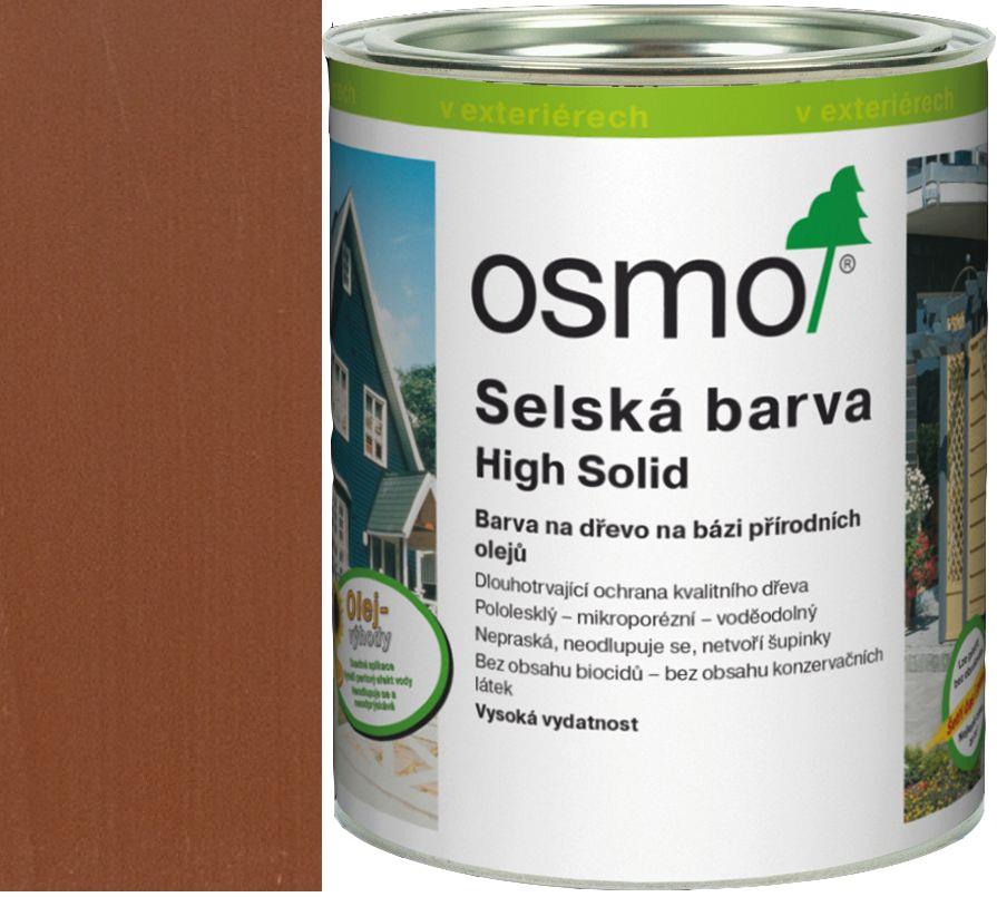 Osmo selská barva 25l cedr/červ. dřevo 2310