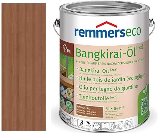 Remmers Gartenholz-Öle 5l Bangkirai-Öl