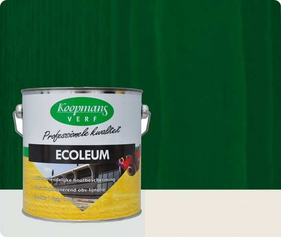KOOPMANS ECOLEUM 206 tmavě zelený 2,5l