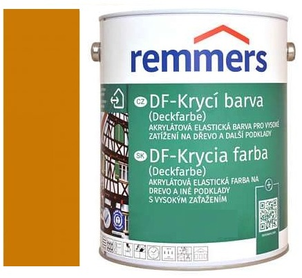 Remmers Adiol Deckfarbe - KUKUŘIČNĚ ŽLUTÁ 2,5 L