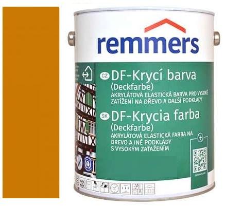 Remmers Adiol Deckfarbe - KUKUŘIČNĚ ŽLUTÁ 5,0 L