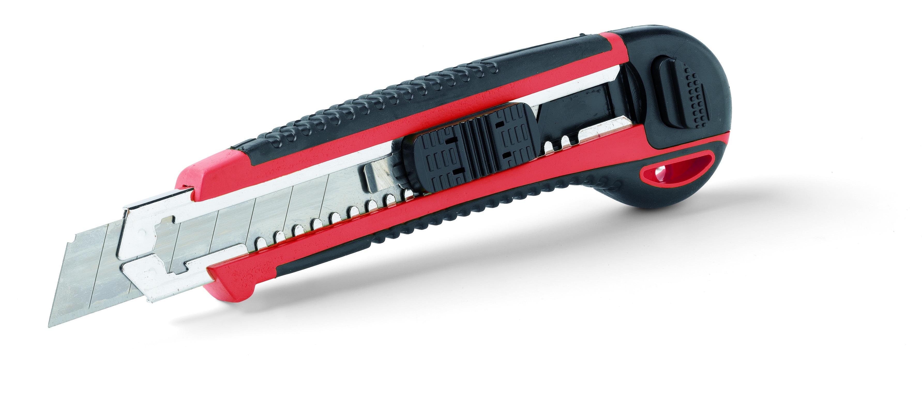 Schuller Nůž Nippon-Cutter 9000, 3 náhradní ostří, 18 mm