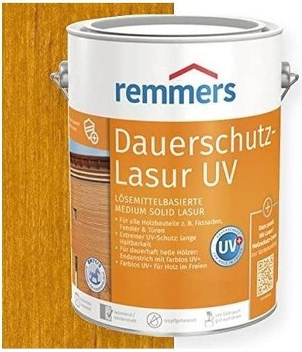 Remmers Langzeit Lasur UV 5L eiche rustikal-rustikální dub