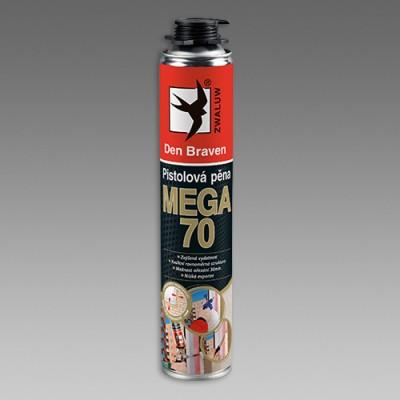 Den Braven Pistolová pěna Mega 70 870 ml
