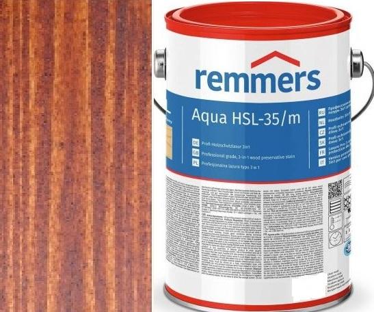 REMMERS Aqua HK-Lasur 5 L TEAK - TÝK