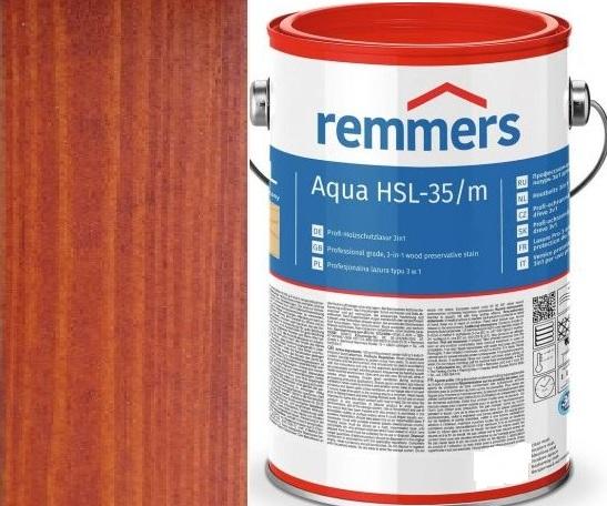 REMMERS Aqua HK-Lasur 5 L MAHAGONI - MAHAGON