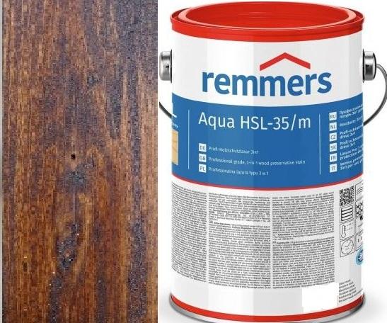REMMERS Aqua HK-Lasur 5 L PALISANDER