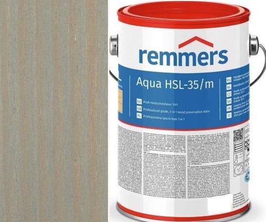REMMERS Aqua HK-Lasur 5 L SILBERGRAU - STŘÍBRNÁ ŠEDÁ