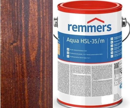REMMERS Aqua HK-Lasur 5 L NUSSBAUM - OŘECH