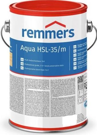 REMMERS Aqua HK-Lasur 2,5 L FARBLOS - BEZBARVÁ