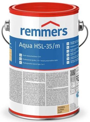 REMMERS Aqua HK-Lasur 5 L FARBLOS - BEZBARVÁ