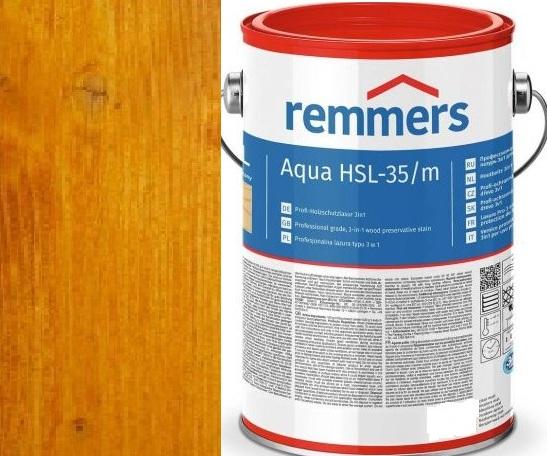 REMMERS Aqua HK-Lasur 5 L KIEFER - BOROVICE