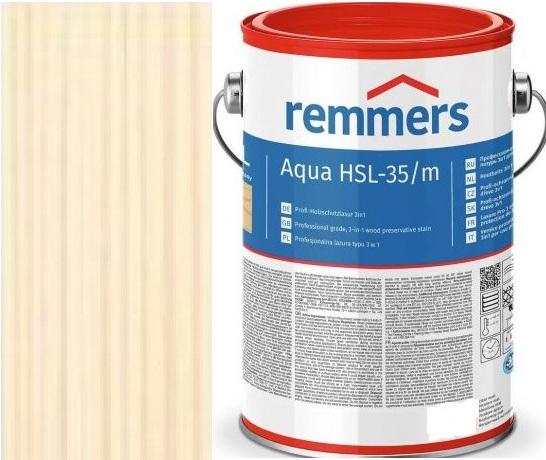 REMMERS Aqua HK-Lasur 2,5 L WEIß - BÍLÁ