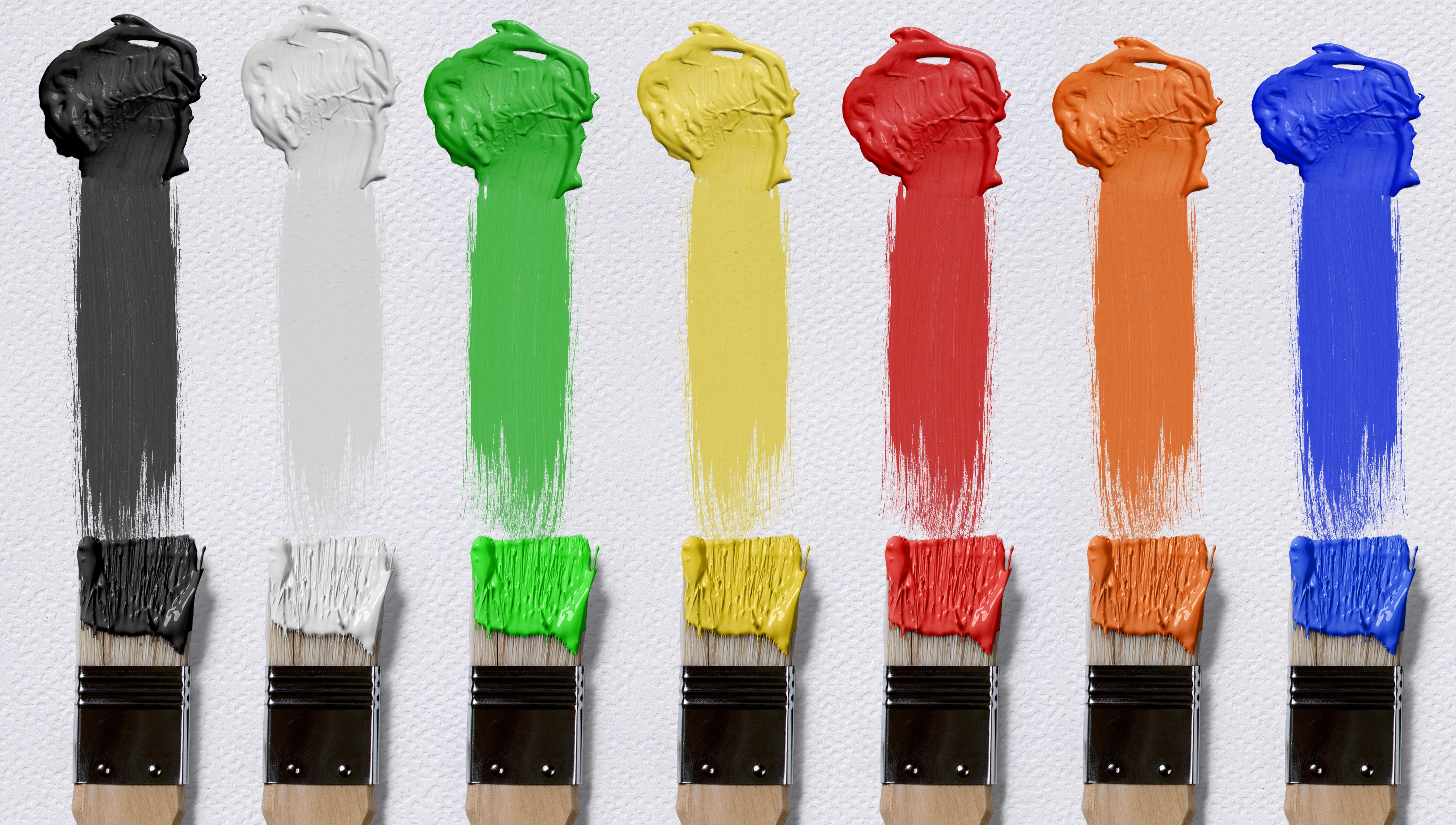 NOVINKA! Vzorky barev v prodeji!
