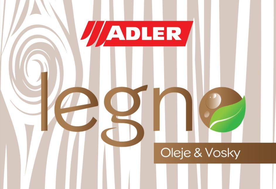 Oleje a vosky ADLER Legno