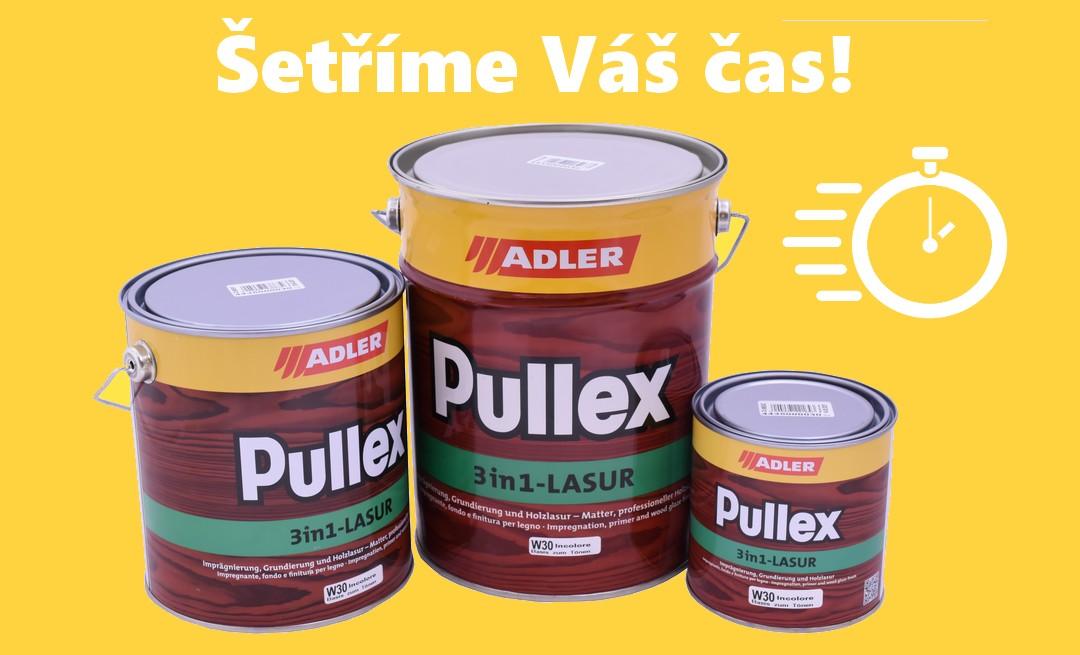ADLER Pullex 3v1
