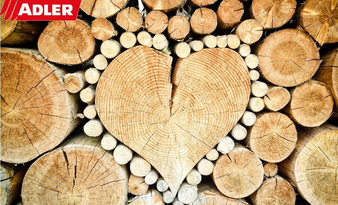 ADLER barvy na dřevo