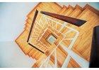 Pravidelná údržba dřevěné podlahy