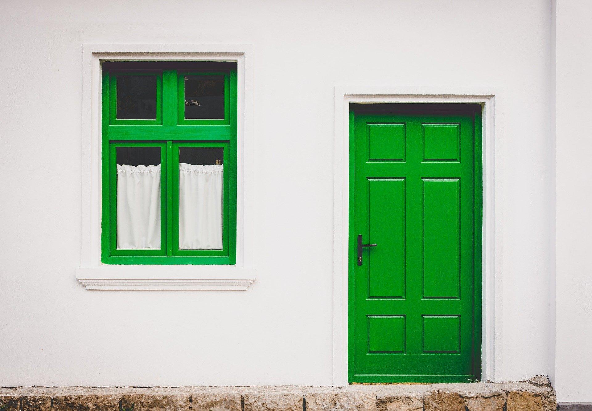 ADLER údržba dřevěných oken a dveří