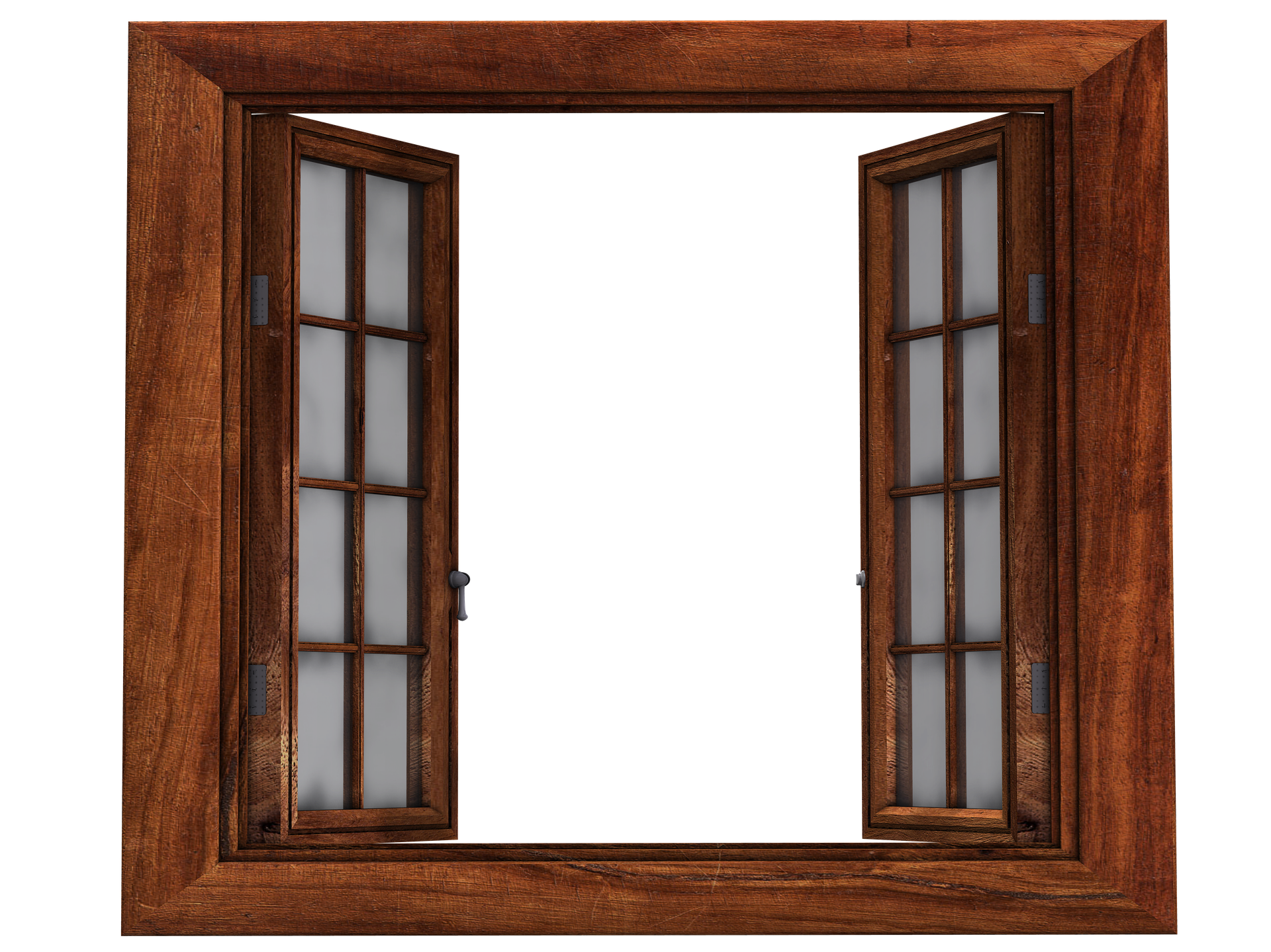 Dřevěná okna a dveře - nátěr a renovace