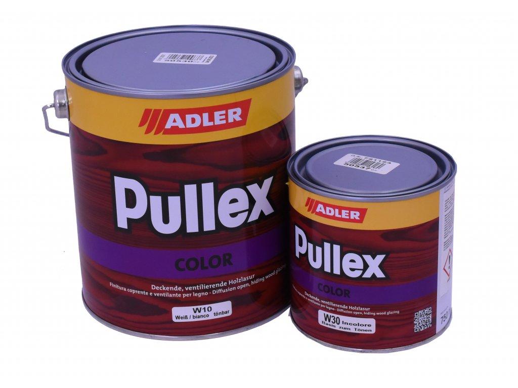 ADLER Pullex Color krycí barva na dřevo (1)