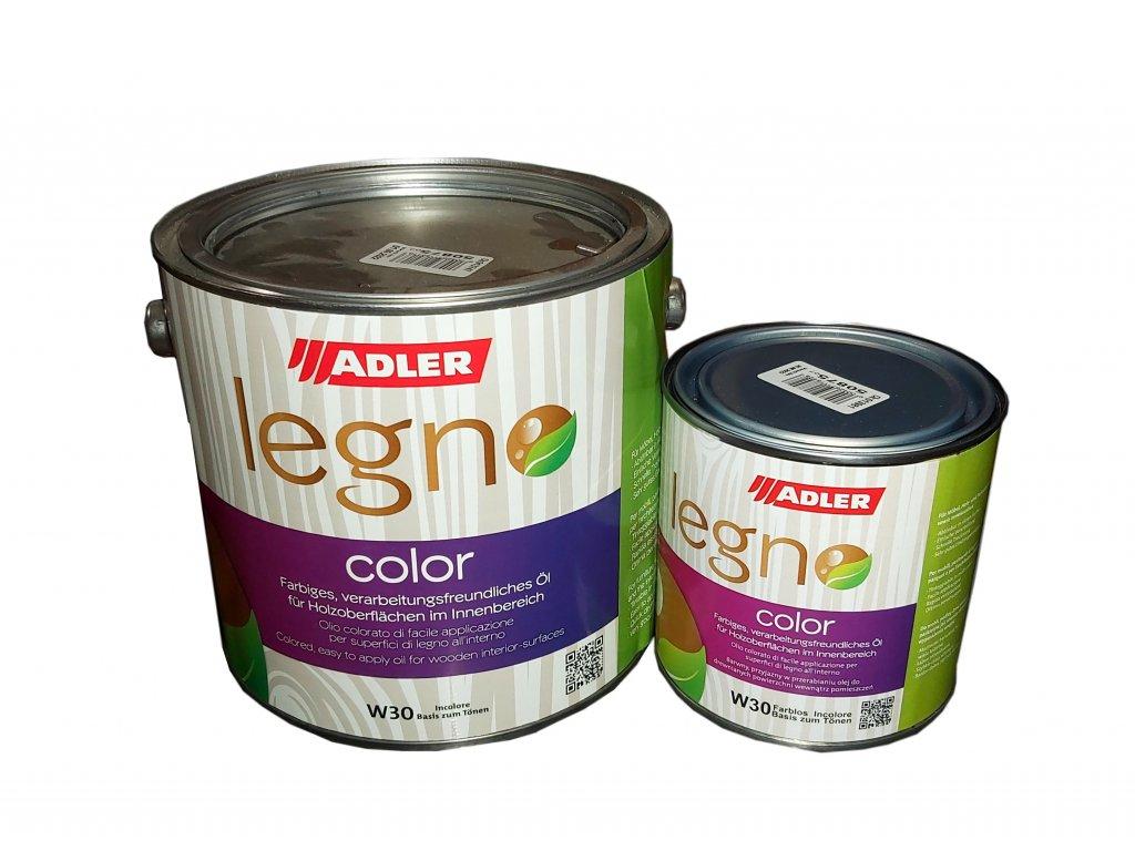 ADLER Legno Color - barevný olej do interiéru