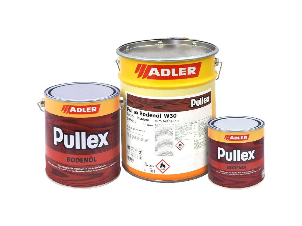 ADLER Pullex Bodenöl - terasový olej