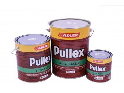 ADLER Pullex 3in1 vše