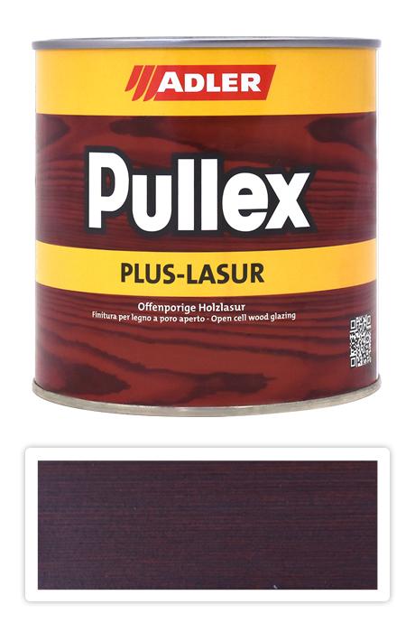 ADLER Pullex Plus Lasur - tenkovrstvá lazura Odstín: Afzelia, Velikost balení: 0,75L