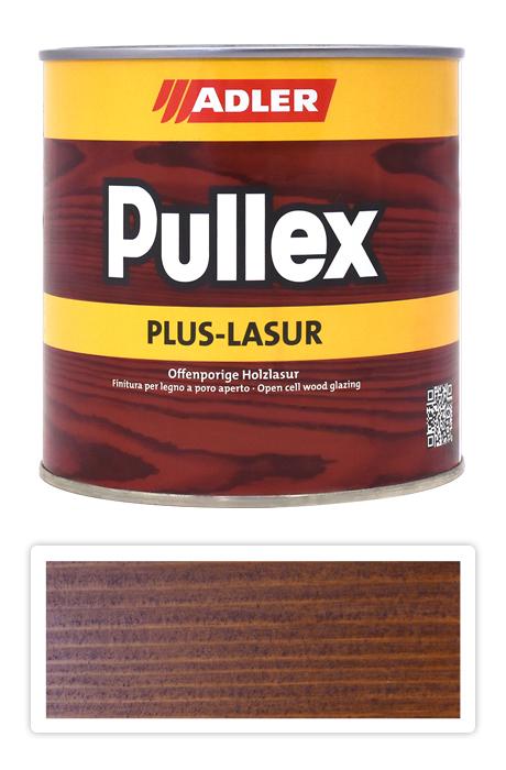 ADLER Pullex Plus Lasur - tenkovrstvá lazura Odstín: Ořech / Nuss, Velikost balení: 0,75L
