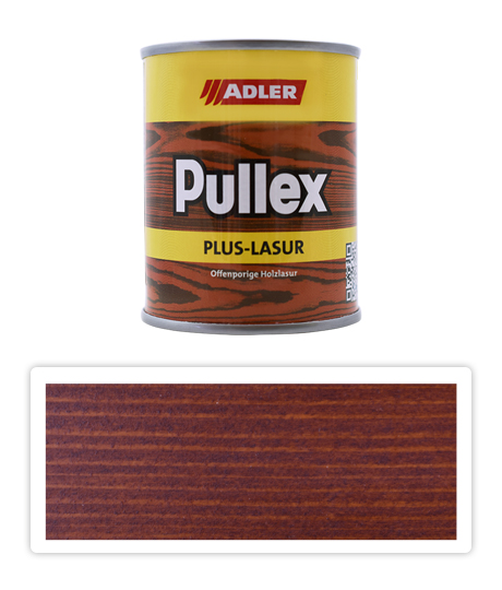 ADLER Pullex Plus Lasur - tenkovrstvá lazura Odstín: Sipo, Velikost balení: 0,125L - vzorek