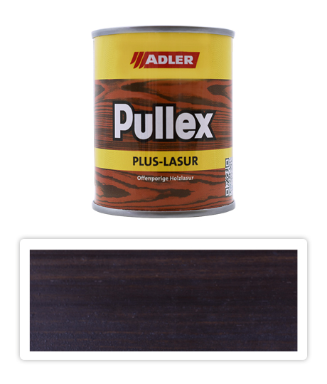 ADLER Pullex Plus Lasur - tenkovrstvá lazura Odstín: Wenge, Velikost balení: 0,125L - vzorek