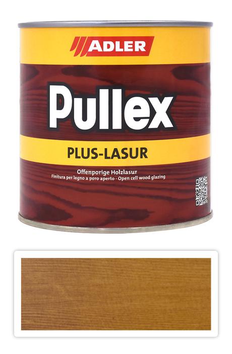ADLER Pullex Plus Lasur - tenkovrstvá lazura Odstín: Dub / Eiche, Velikost balení: 0,75L