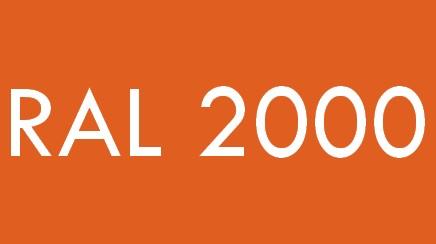 ADLER Pullex Aqua Terra - ekologický olej Velikost balení: 0,75L, Odstín RAL: RAL 2000 - žluto oranžová