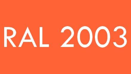 ADLER Pullex Aqua Terra - ekologický olej Velikost balení: 0,75L, Odstín RAL: RAL 2003 - oranžová pastelová