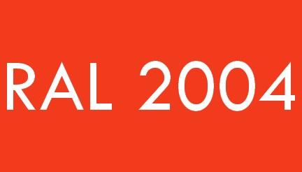 ADLER Pullex Aqua Terra - ekologický olej Velikost balení: 0,75L, Odstín RAL: RAL 2004 - oranžová pravá