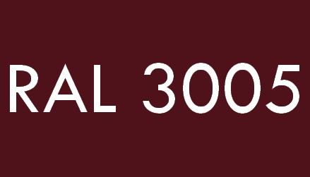 ADLER Pullex Aqua Terra - ekologický olej Velikost balení: 0,75L, Odstín RAL: RAL 3005 - červená vínová