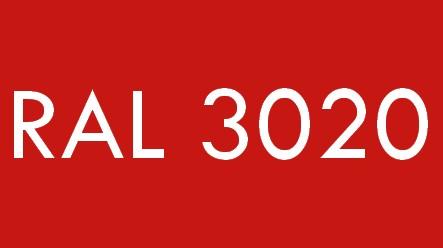ADLER Pullex Aqua Terra - ekologický olej Velikost balení: 0,75L, Odstín RAL: RAL 3020 - červená dopravní