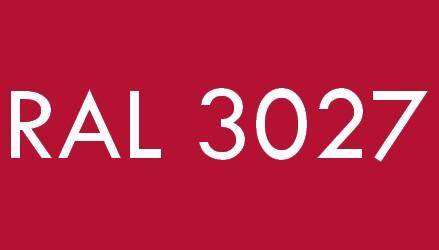 ADLER Pullex Aqua Terra - ekologický olej Velikost balení: 0,75L, Odstín RAL: RAL 3027 - červená malinová